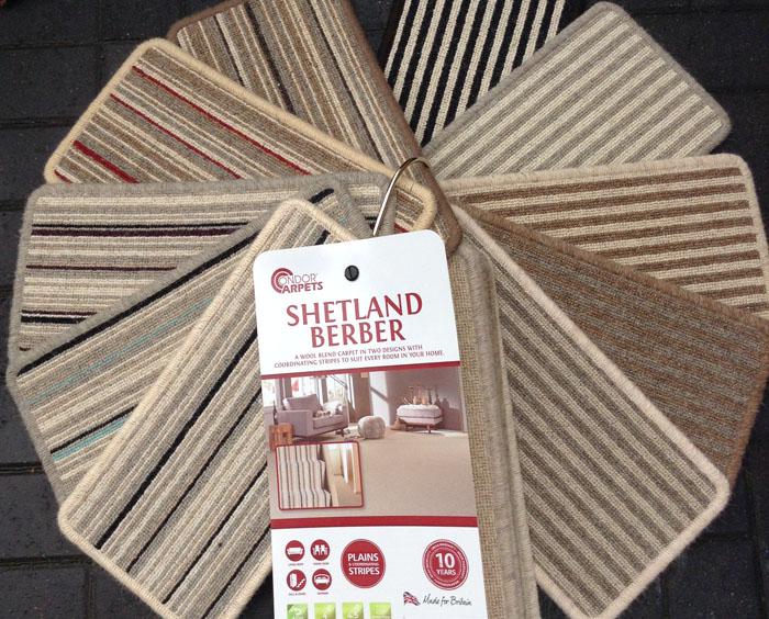 shetland berber